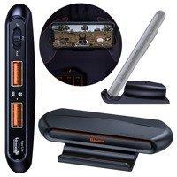Baseus Gamo Mobile Game Adapter 2x USB HUB GA01 for keyboard and mouse black (GMGA01-01)