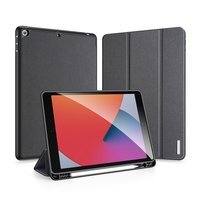 DUX DUCIS Domo Tablet Cover with Multi-angle Stand and Smart Sleep Function for iPad 10.2'' 2020 / iPad 10.2'' 2019 black
