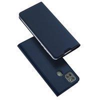 DUX DUCIS Skin Pro Bookcase type case for Motorola Moto G9 Power blue