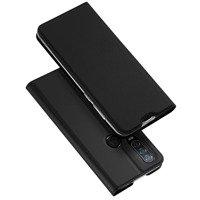 DUX DUCIS Skin Pro Bookcase type case for Motorola One Action black