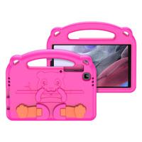 Dux Ducis Panda kids safe soft tablet case for Samsung Galaxy Tab A7 Lite pink