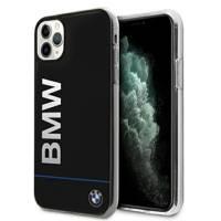 "Etui BMW BMHCN65PCUBBK iPhone 11 Pro Max 11 6,5"" czarny/black hardcase Signature Printed Logo"