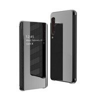 Flip View cover for Samsung Galaxy A70 black