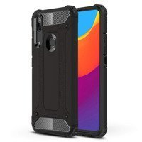 Hybrid Armor Case Tough Rugged Cover for Huawei P Smart Z black