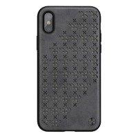 Nillkin Star Case Hybrid Glow In The Dark Cover for iPhone XS / X grey