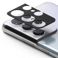 Ringke Camera Styling super durable back camera protector Samsung Galaxy S21 Ultra 5G black (ACCS0019)