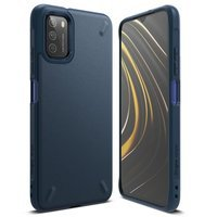 Ringke Onyx Durable TPU Case Cover for Xiaomi Poco M3 navy blue (OXXI0002)