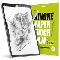 """Ringke PAPER TOUCH Film Hard Paper-like Screen Protector 2-pack iPad Pro 11"""" 2021/ 2020/ 2018 / iPad Air 2020 transparent (PF14H040)"""