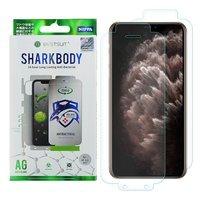 Shark Full Body Film antibacterial Self-Repair 360° Full Coverage Screen Protector Film for iPhone 11 Pro Max