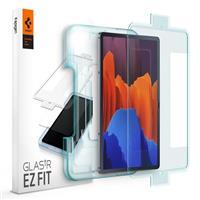 """TEMPERED GLASS SPIGEN GLAS.TR """"EZ FIT"""" GALAXY TAB S7 + PLUS 12.4 T970 / T976"""