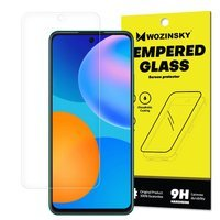 Tempered Glass 9H Screen Protector for Huawei P Smart 2021 (packaging – envelope)