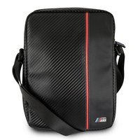 "Torba BMW BMTB10CAPRBK Tablet 10"" Carbon / Red Stripe"