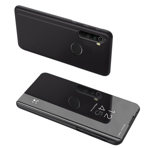 Clear View Case cover for Samsung Galaxy A11 / M11 black