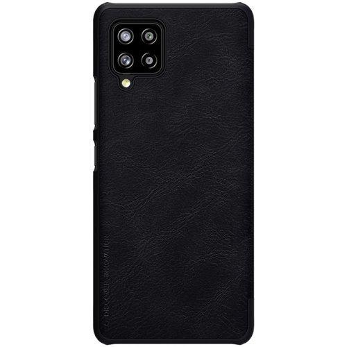 Nillkin Qin original leather case cover for Samsung Galaxy A42 5G black