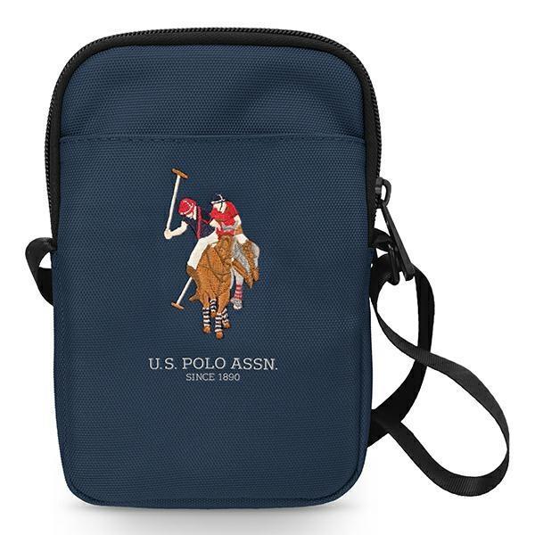US Polo Handbag USPBPUGFLNV navy / navy