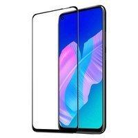 Dux Ducis 9D Tempered Glass wytrzymałe szkło hartowane 9H na cały ekran z ramką Huawei P40 Lite E czarny (case friendly)