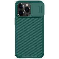 Nillkin CamShield Pro Case pancerne etui pokrowiec osłona na aparat kamerę iPhone 13 Pro zielony