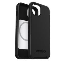 OtterBox Symmetry Plus - obudowa ochronna do iPhone 13 mini kompatybilna z MagSafe (czarna)