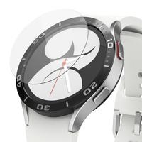 Ringke IDGL 4szt szkło hartowane do Samsung Galaxy Watch 4 44mm na zegarek kompatybilne z Ringke Bezel Styling (G4as054)