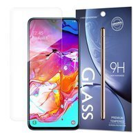 Tempered Glass szkło hartowane 9H Samsung Galaxy A70 (opakowanie – koperta)