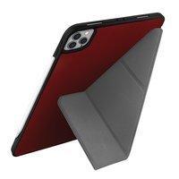 "UNIQ etui Transforma Rigor iPad Pro 11"" (2020) czerwony/coral red"