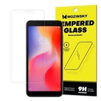 Wozinsky Tempered Glass szkło hartowane 9H Xiaomi Redmi 6 / 6A
