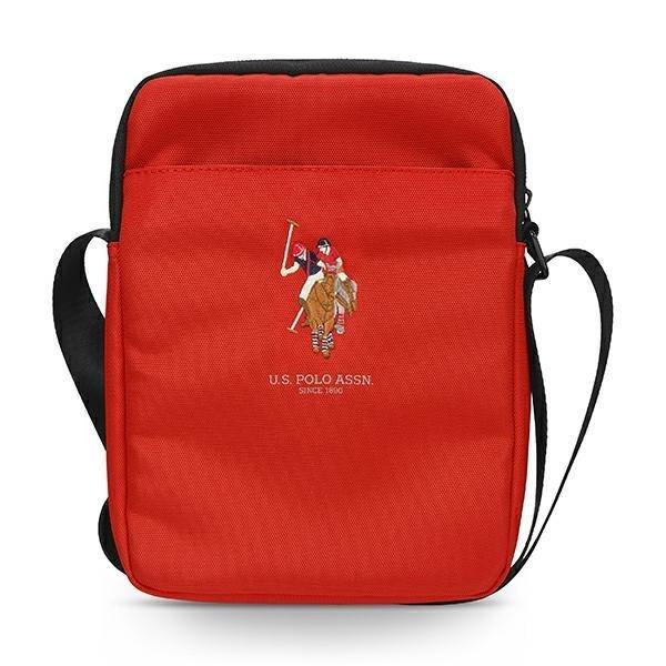 """US Polo Torba USTB10PUGFLRE 10"""" czerwona /red"""